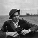 Capa's first hand account on D-Day landing