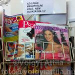 A magazine is to buy it not to read!!!!