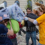 Pillowfight phtos – Budapest 2012