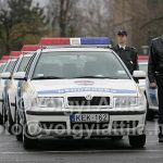 New patrol cars for Hungarian police