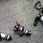Insta moment: Hungaroring, finish line, queue