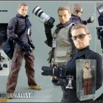 Photojournalist action figure