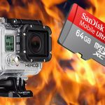 GoPro Hero3 fries your 64GB MicroSD cards