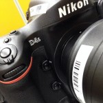 Nikon D4s is heavily used in Sochi