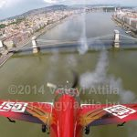 Video of Zoltan Veres flying above Budapest