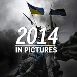 Collection of best news photos in 2014