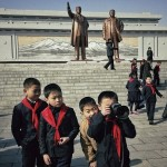 Rare pictures of daily life in North Korea