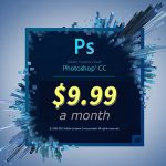Best price for Adobe photo software ever